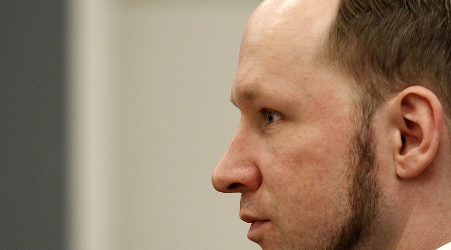 Norway mass-murderer Breivik threatens 'hunger strike until death' over poor prison conditions