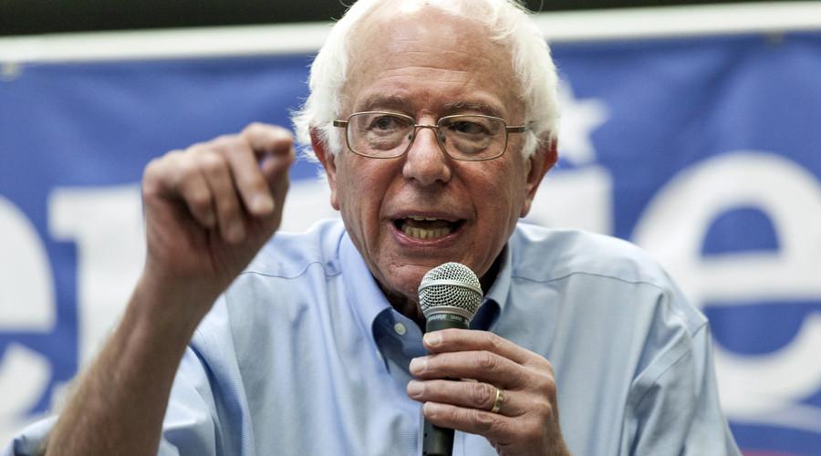 U.S. Democratic presidential candidate Bernie Sanders © Brian C. Frank