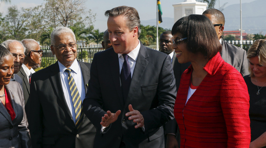 Cameron Jamaican trip: Slavery reparations sidelined, but jail to be built