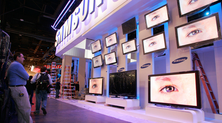 Samsung TVs may be using energy efficiency 'defeat devices'