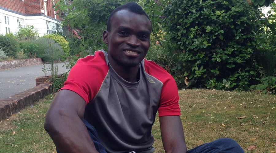 Top Sierra Leone sprinter's UK asylum bid rejected
