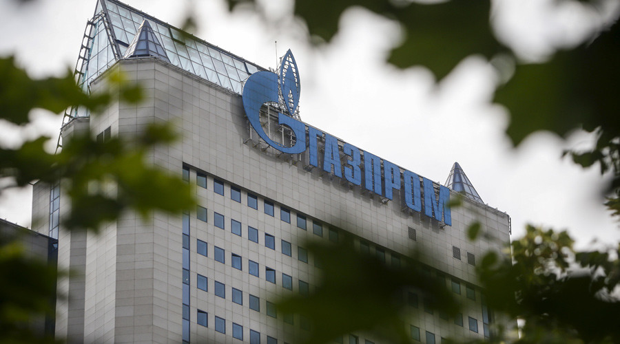 Good and bad news day for Gazprom