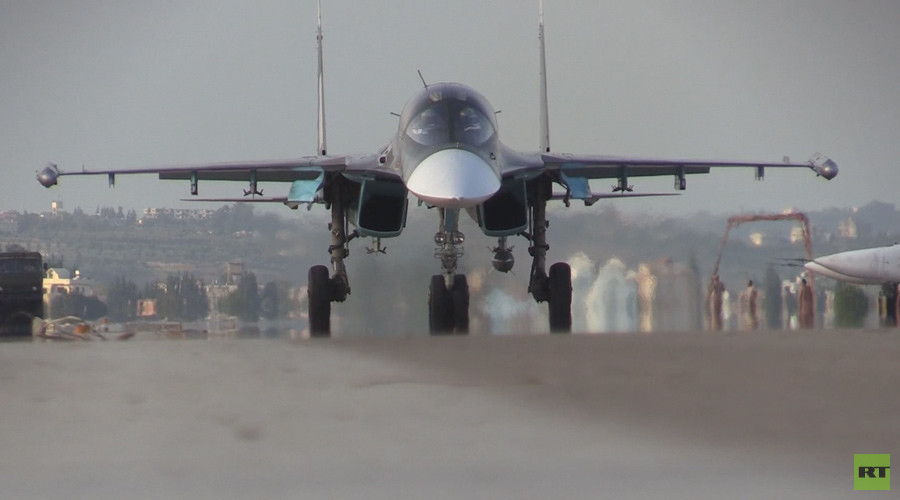 Inside a Russian airbase in Syria: RT's exclusive close-up (PHOTOS, VIDEO)