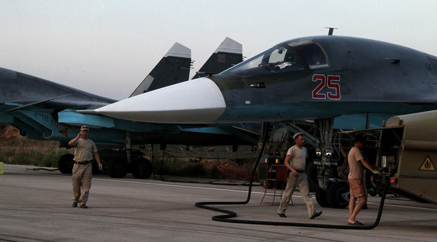 6 Russian air strikes destroy ISIS bomb factory, command centers – Defense Ministry