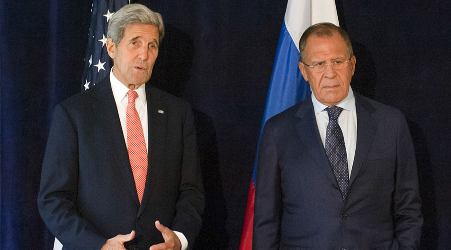 Russia and US in indirect military confrontation over Islamic State
