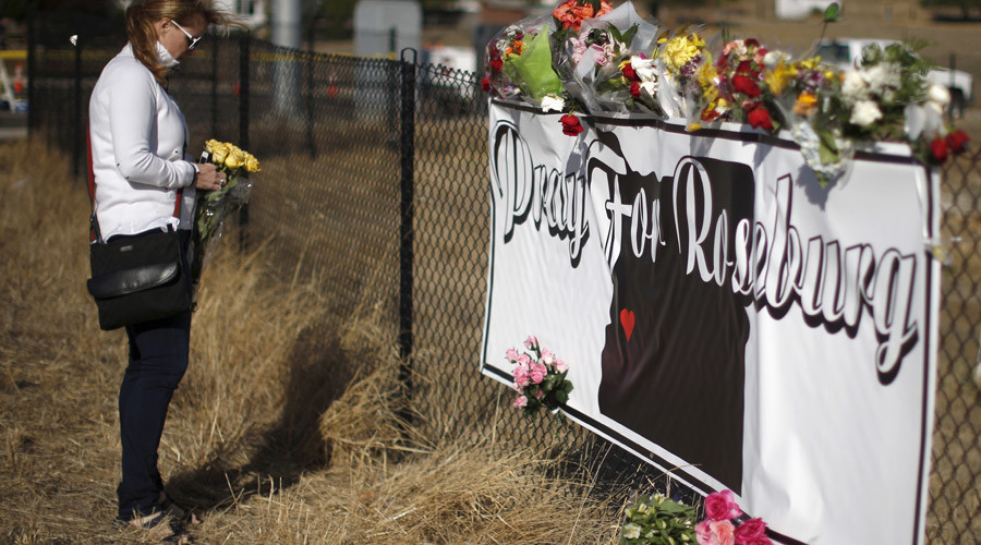 Oregon campus shooter killed self during standoff with police – medical examiner