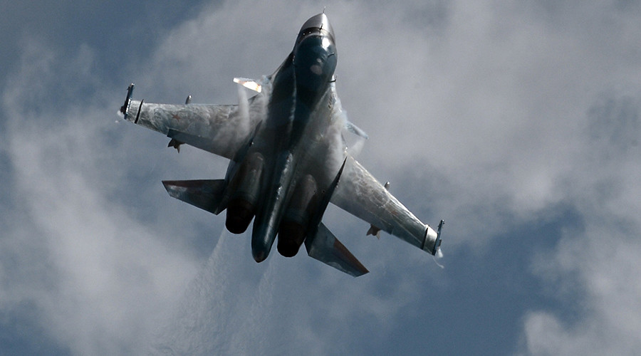 Russian Air Force hit 10 ISIS targets in Syria in last 24 hours – Defense Ministry (VIDEOS)