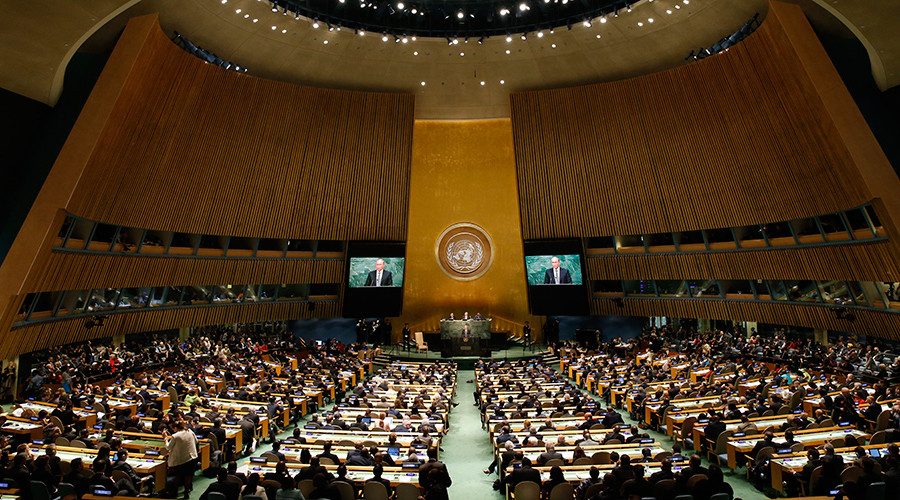 6 most viewed speeches of UNGA 2015