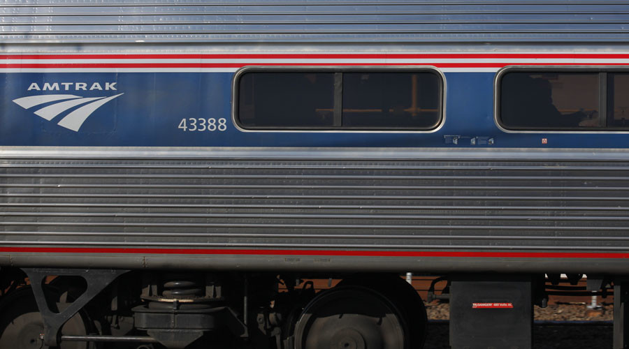 Amtrak passenger train derails in Vermont