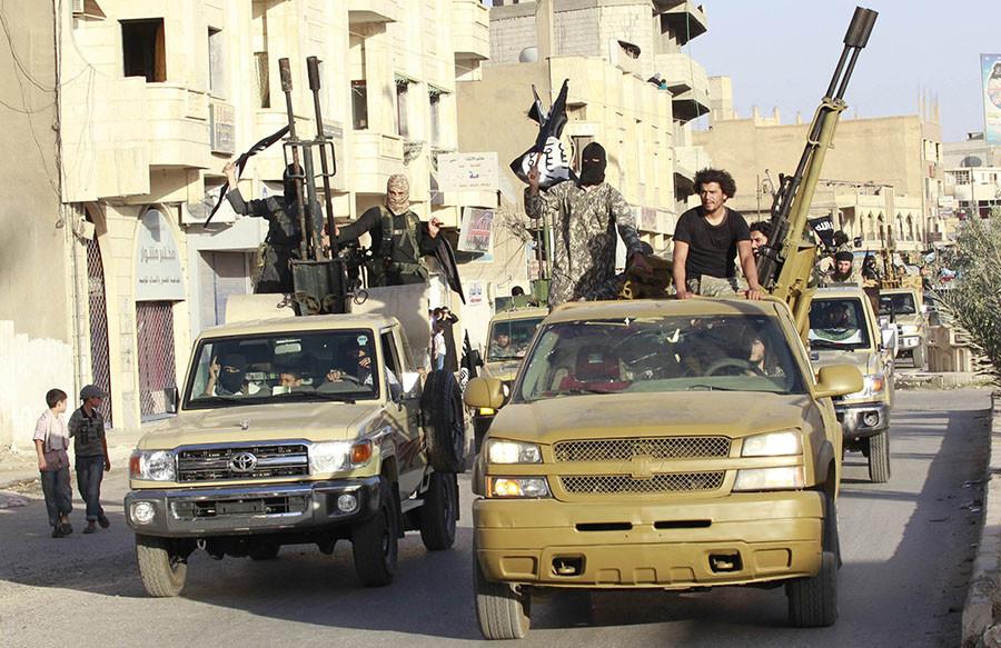 Syria's northern Raqqa province. © Reuters