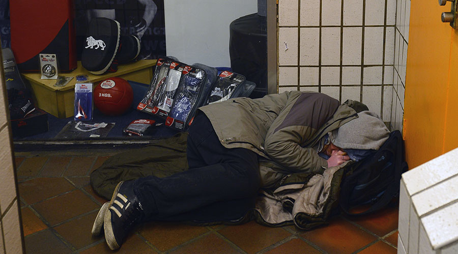Rough sleeping ban will 'criminalize most vulnerable' in Newport