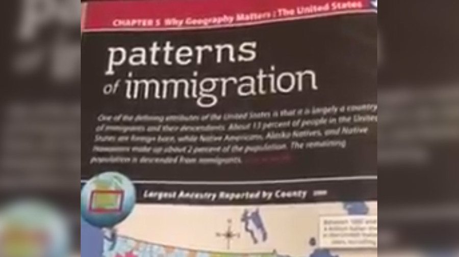 African slaves 'workers'? Description in Texas schoolbook creates uproar, publisher rewriting