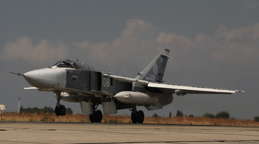 Russian Su-24 © Dmitriy Vinogradov
