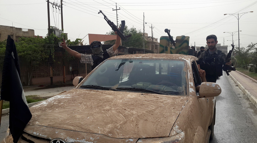 ISIS driving Toyotas a little too often, US Treasury wonders why