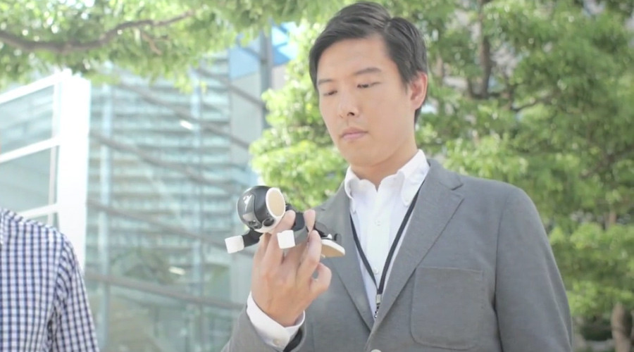 Phone or friend? The new robot-shaped smartphone  that wants to know you and learn (VIDEO)