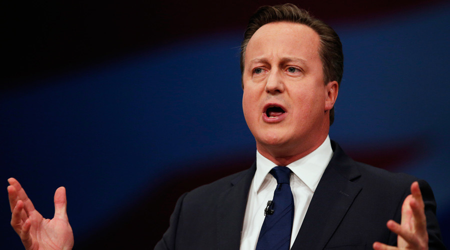 'Too big, too bossy': Cameron vows to redraw UK's place in EU