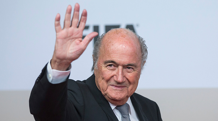 FIFA boss Blatter faces 90-day 'provisional' suspension