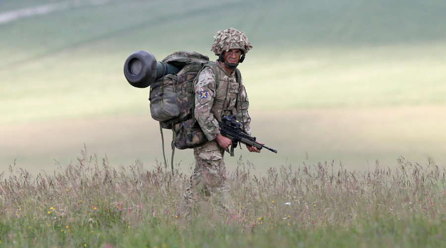 Britain to send troops to Eastern Europe in display of force against Russia