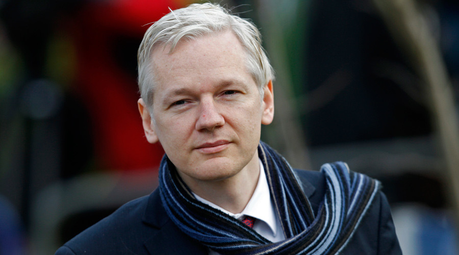 Image result for image of Julian Assange