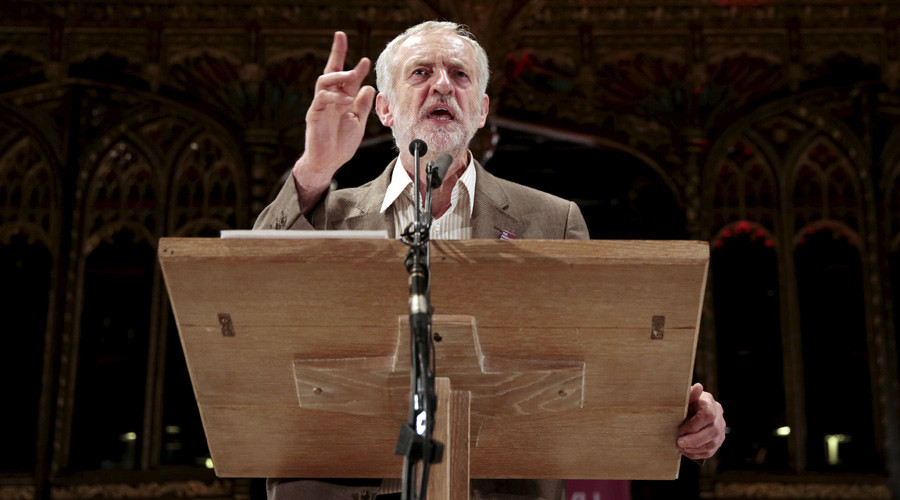 'Momentum': Corbyn supporters set up network to revitalize Labour movement
