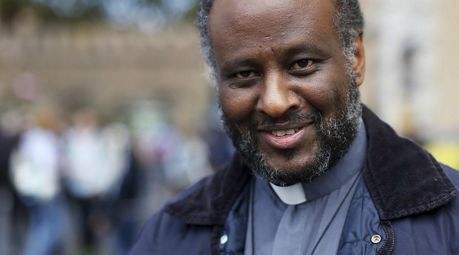 Eritrean priest Mussie Zerai © Alessandro Bianchi