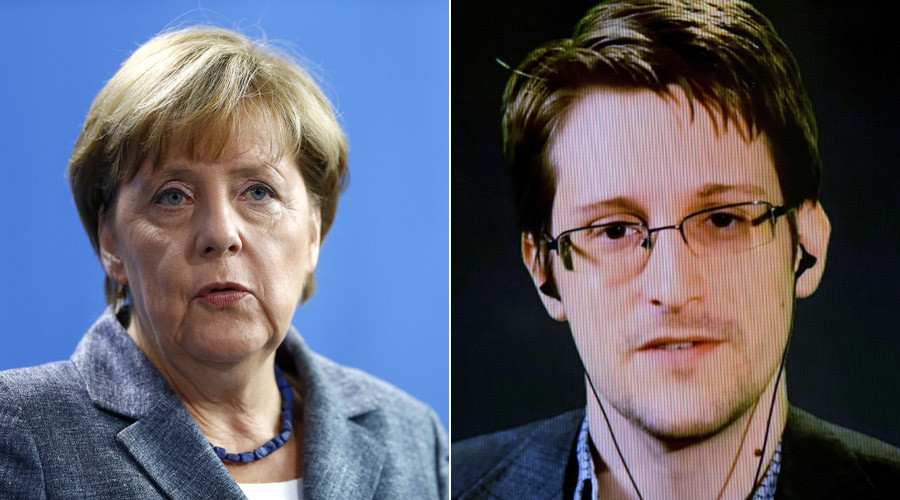 Snowden or Merkel? Betting hot on 2015 Nobel Peace Prize contenders