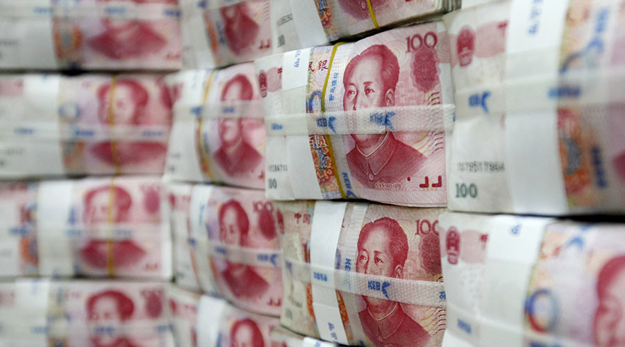 China launches global yuan payment system