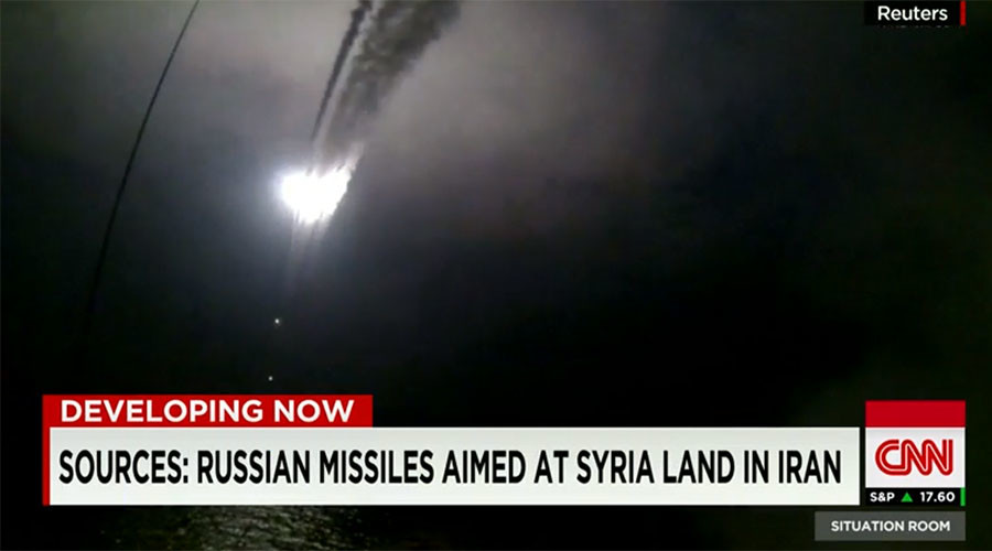 CNN launches dud against Russian campaign in Syria