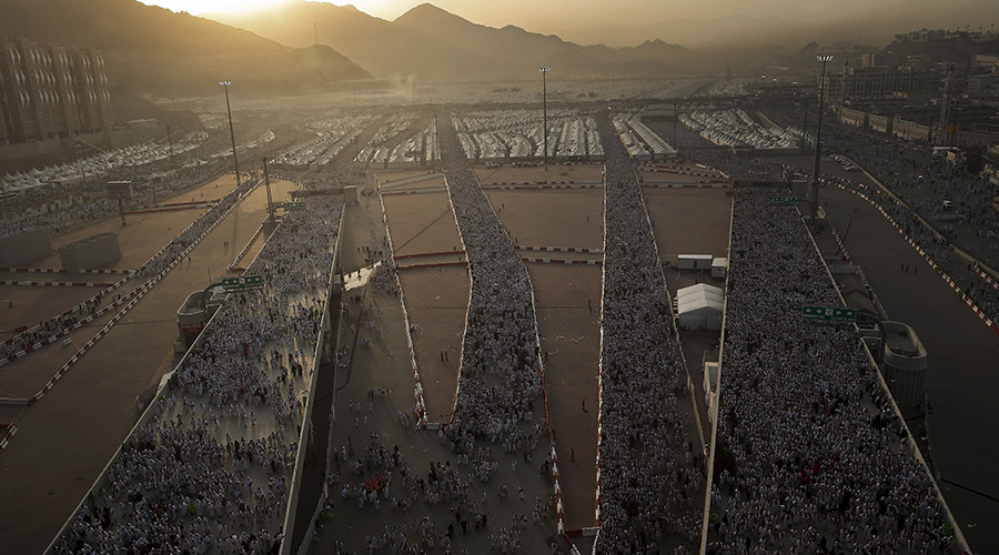 1,453 people died in Mecca's Hajj stampede – media toll
