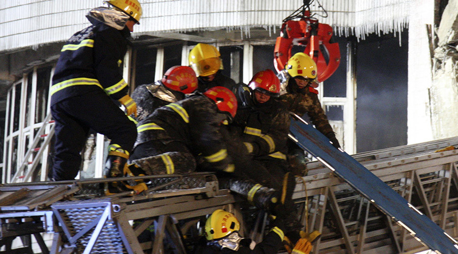 17 dead in Chinese restaurant blast, investigation under way