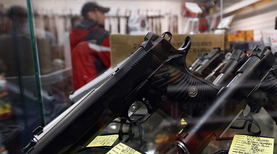 Insane US gun laws fail to keep weapons from mentally ill