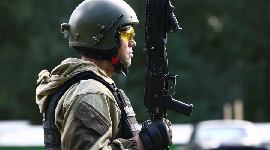 Russian anti-terror forces thwart terror attack in Moscow