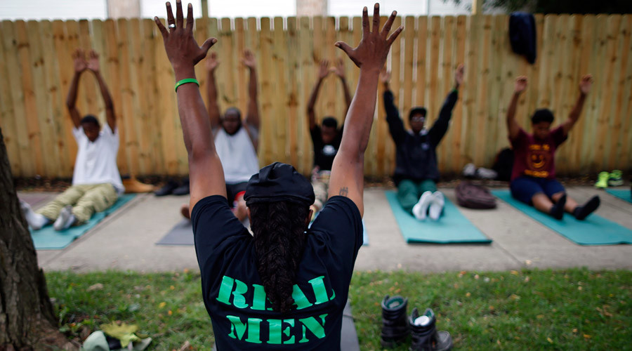 'Yoga for people of color' is racist – conservative radio host