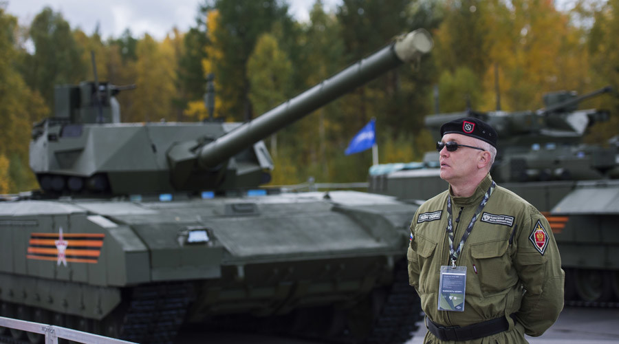 'We need World of Tanks gamers to operate robot tanks' – Russia's weapons chief