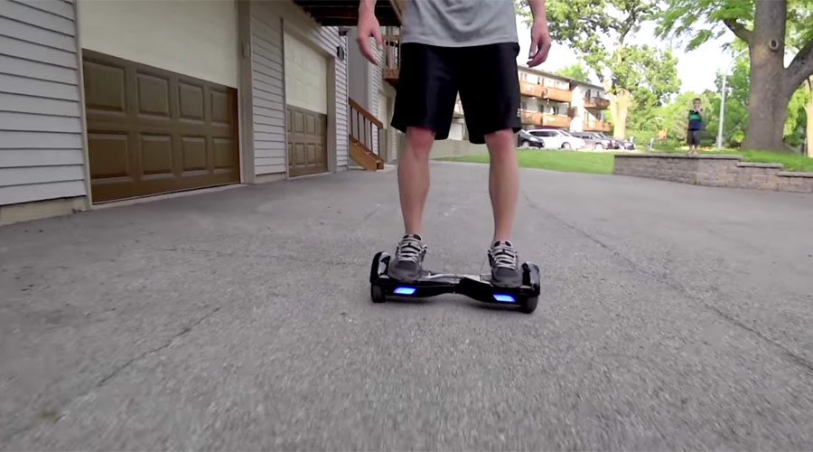'Hoverboards' illegal on public roads, sidewalks – CPS