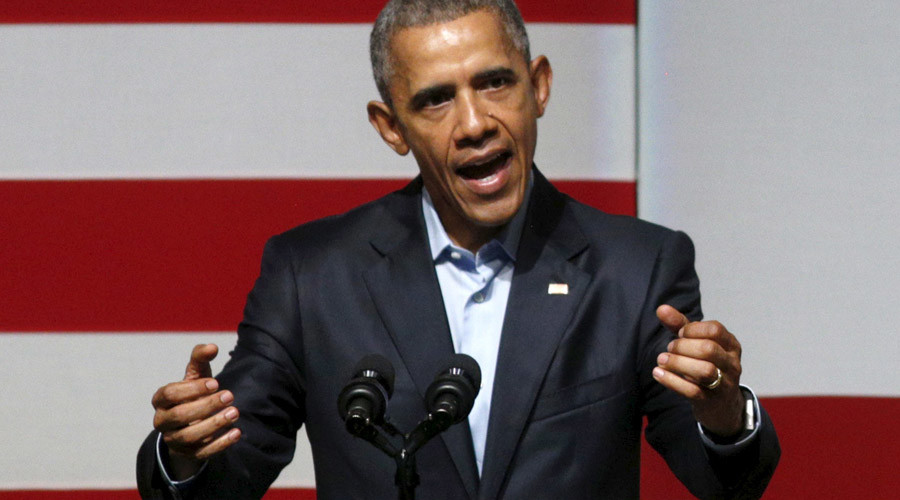 U.S. President Barack Obama © Kevin Lamarque