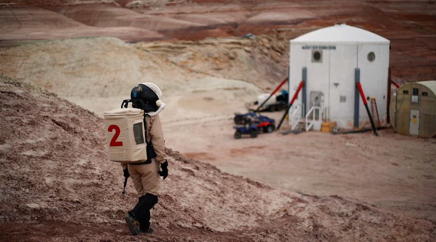 nasa human mission to mars - photo #17