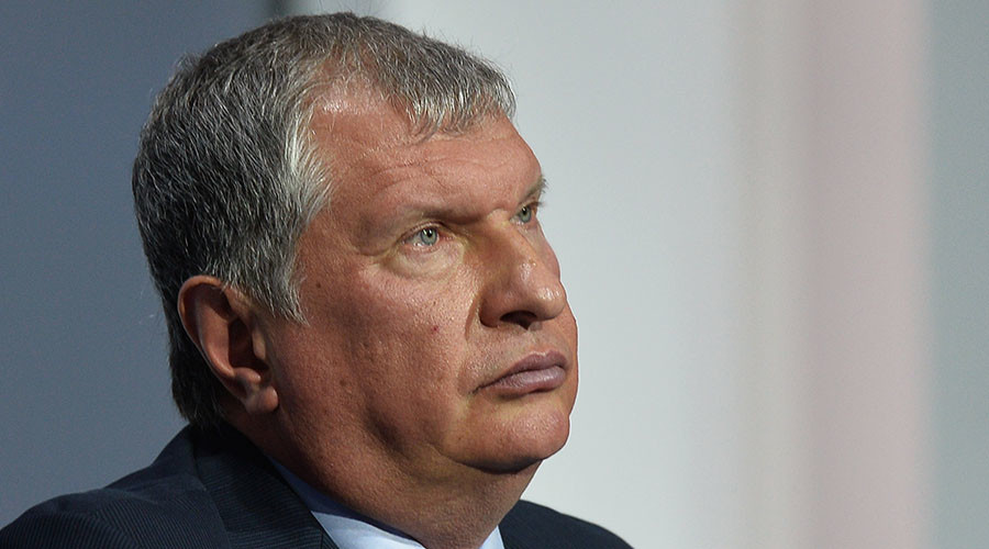 Rosneft President and Chairman of the Board Igor Sechin at the Russia Calling! 7th Annual VTB Capital Investment Forum. © Vladimir Astapkovich