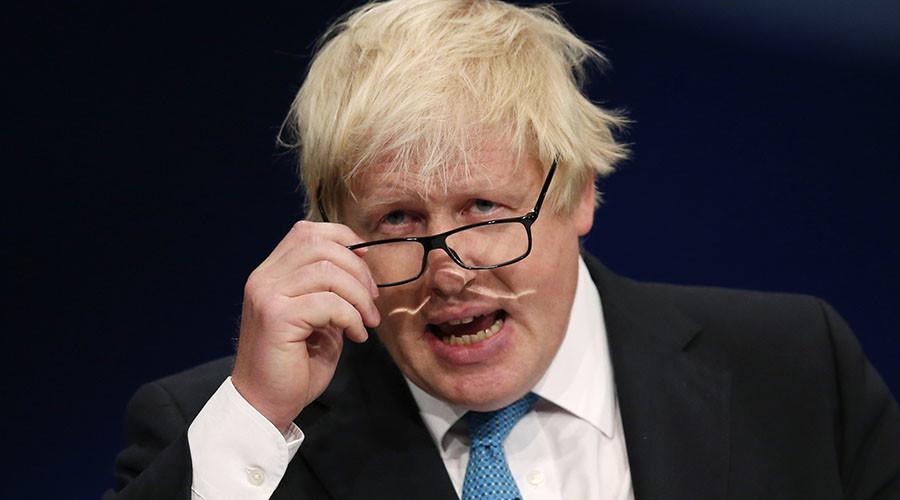 London's Mayor Boris Johnson. © Phil Noble