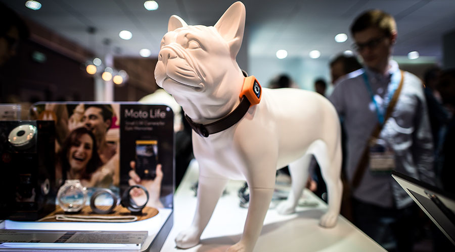 I know what you drank last summer: Smart cup and other latest wearable techs from the HK fair