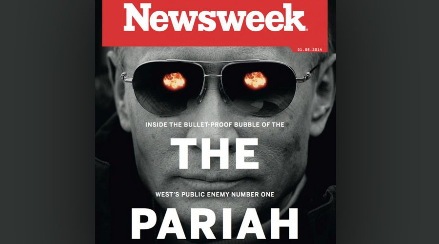 How Newsweek gets Russia wrong