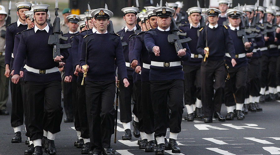 'All at sea': Royal Navy faces 'perilous' 4k sailor shortage, looks to foreign recruits