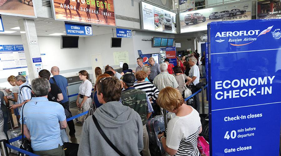 Aeroflot to help 230,000 stranded Transaero passengers