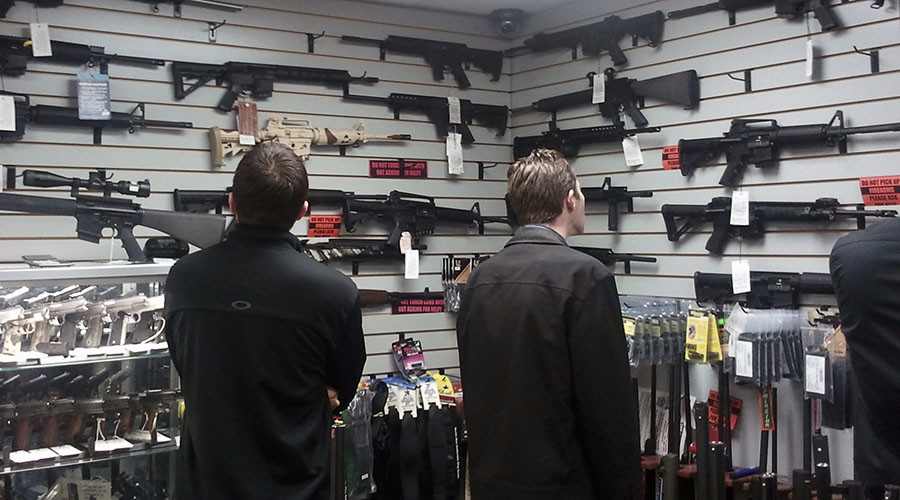 Milwaukee gun shop must pay $6mn to wounded cops following illegal sale
