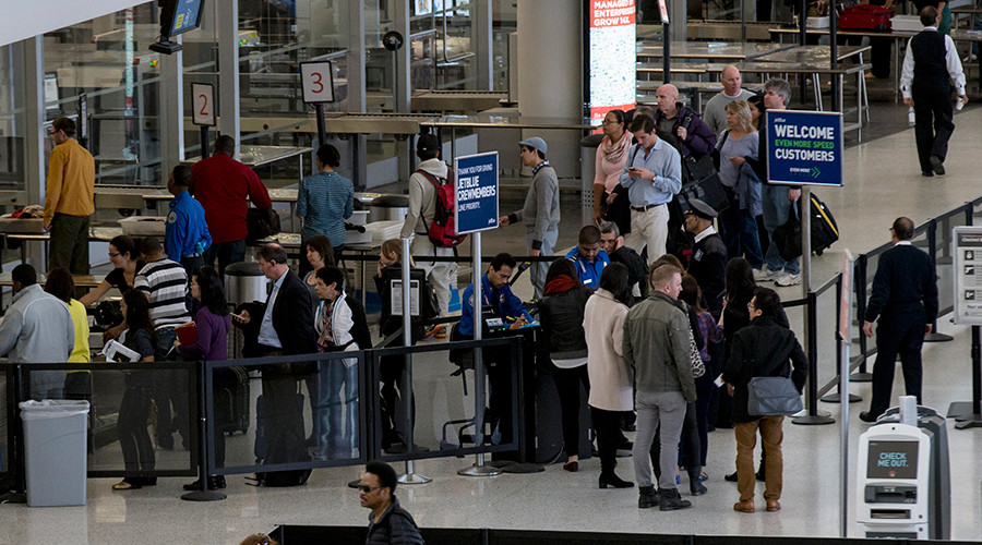 Customs computers crash at airports across US