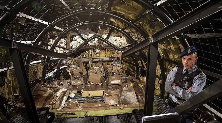 Using tragic MH17 crash as 'political football' is shameful