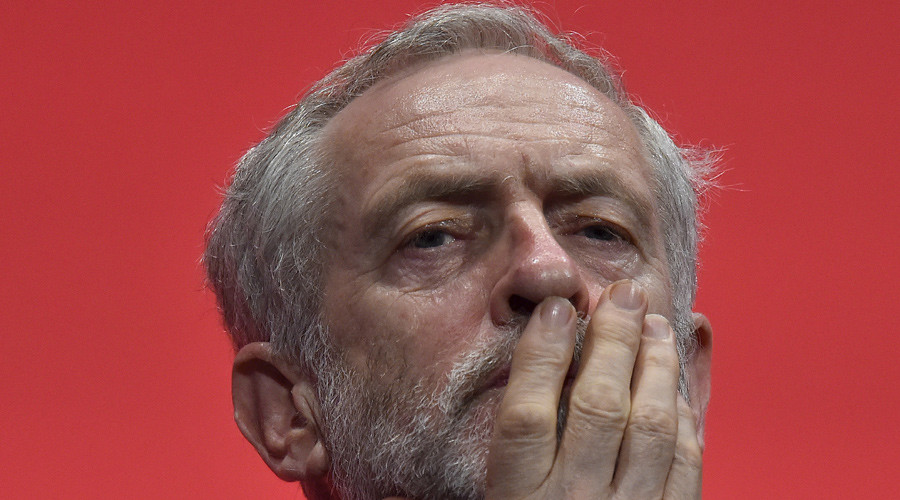 20 Labour MPs launch rebellion against Corbyn leadership