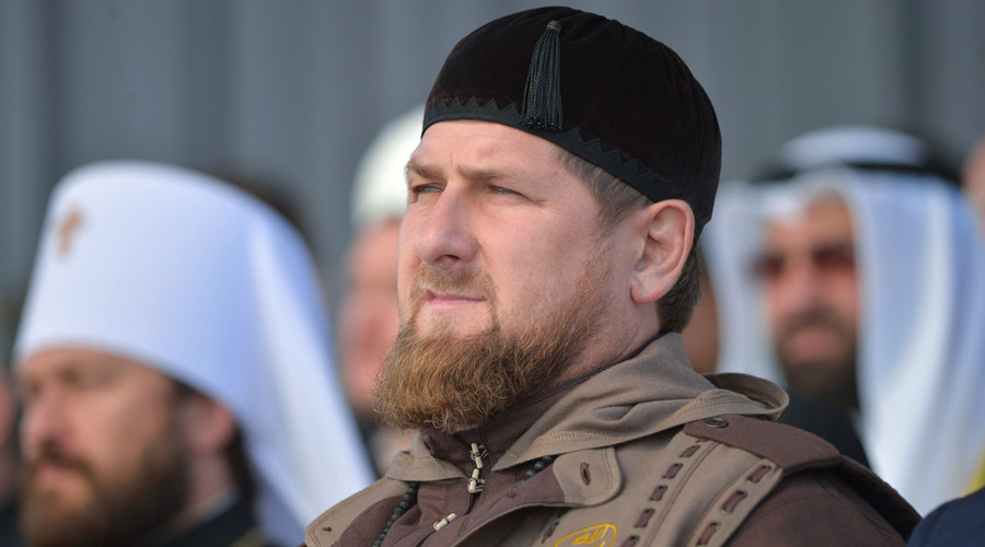 Chechen leader praises Putin's bill protecting holy books from extremism probes