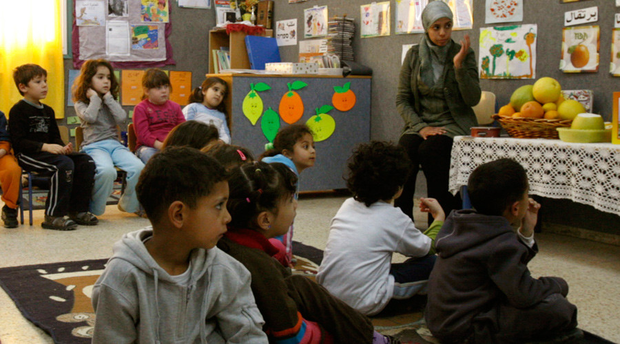 'Scum must be isolated': Israeli kindergarten parent demands Arab girl's expulsion in racist rant