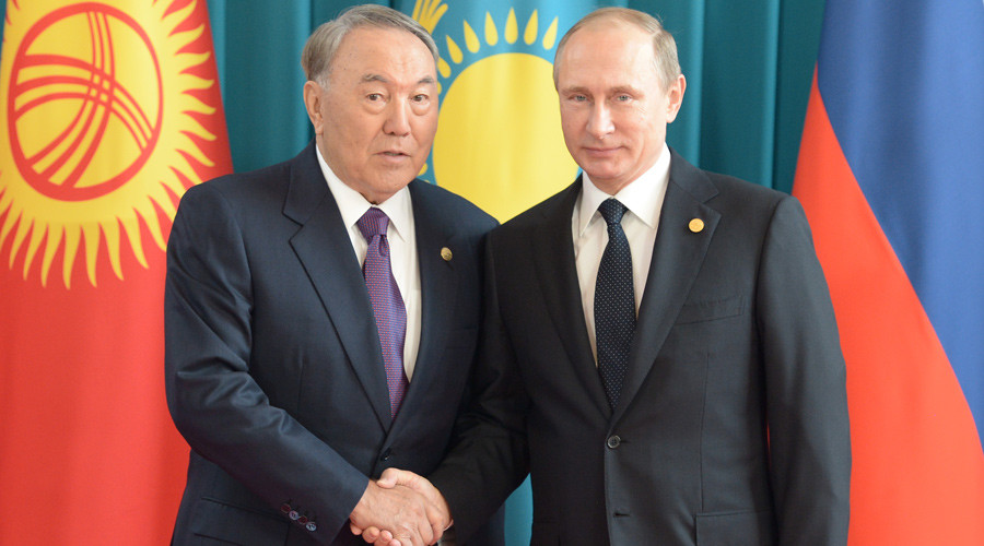 Russia and Kazakhstan to share Caspian Sea crude